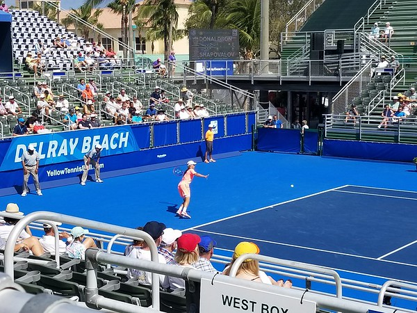 2-Delray Beach Tennis Tournament