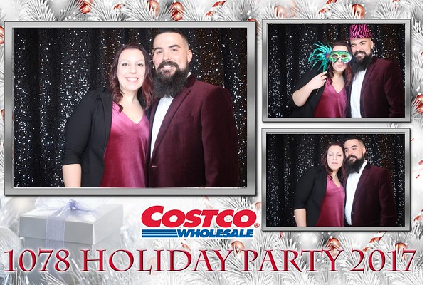 COSTCO 1078 Holiday Party 2018