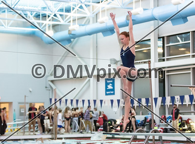 Madison @ Yorktown Girls Dive (08 Jan 2016)