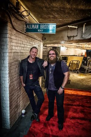 Allman Brothers Band @ Beacon Theatre (Mon 10/27/14)