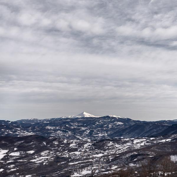 Monte Cimone - Villa Minozzo, Reggio Emilia, Italy - January 26, 2019