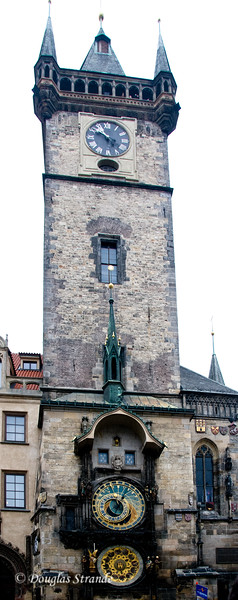Astrological Clock tower