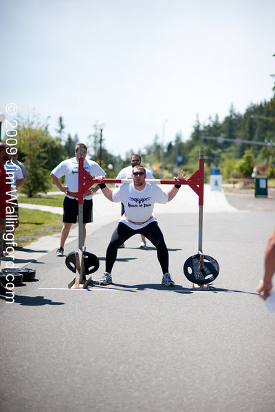 2009 Western Washington University Strongman