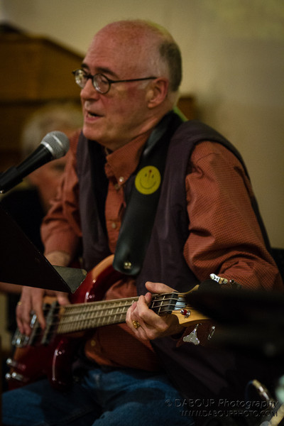 Don Bryer performing at Fran McKendree Concert at Church of the Holy Spirit Oktoberfest