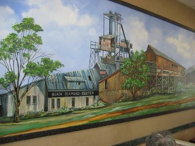 Liley Black Diamond Mine Memorabilia