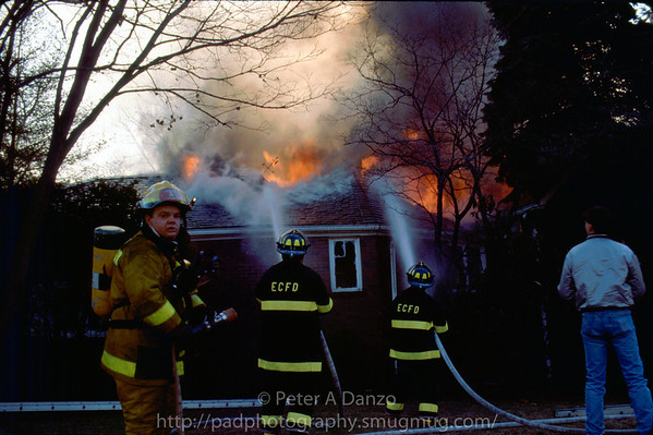 Englewood Cliffs NJ G/A, Summit Ave & Pershing Rd, 01-21-89