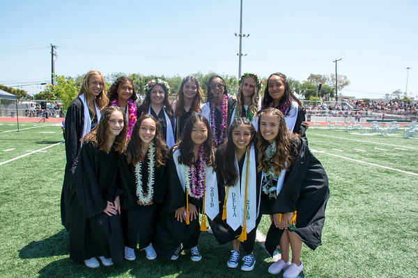 Costa Mesa Middle School Promotion