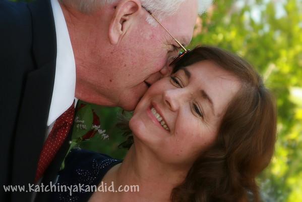 Dick & Joyce's Wedding