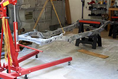 1981 CJ7 Restoration - 2019.09.22