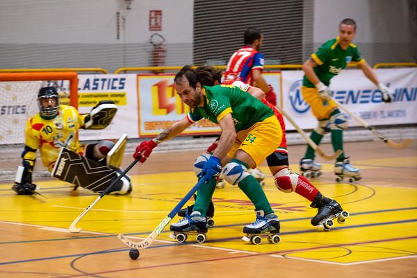 Correggio Hockey vs Sandrigo Hockey