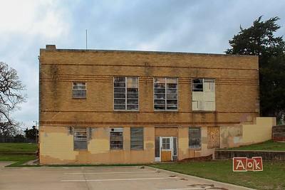Washington School of Shawnee