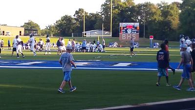 Football at Beckville