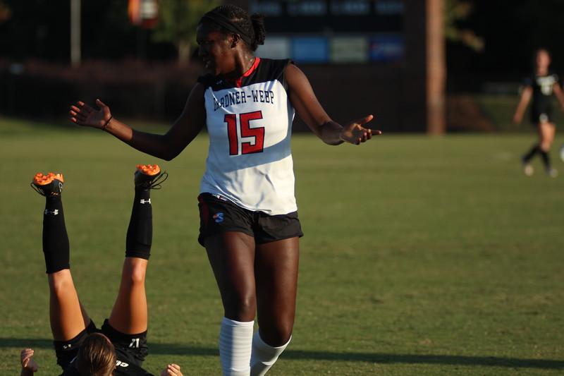 Women's Soccer reserves play on Thursday night against Concord