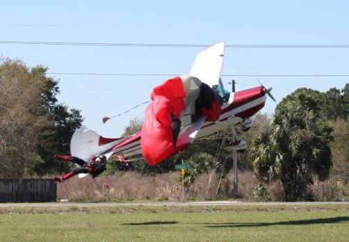 ". <p>5. SKYDIVING <p>Doesn�t work as well when you jump in front of another plane. (unranked) <p><b><a href=\'http://www.twincities.com/nation/ci_25310962/injured-florida-skydiver-says-hell-jump-again\' target=""_blank\""> HUH?</a></b> <p>    (AP Photo/Polk County Sheriff\'s Office, Tim Telford)"