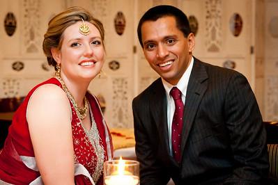 Rhian & Atif Wedding Reception