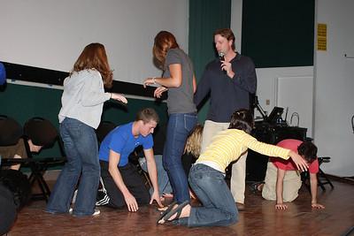 2009 OUAB Presents Get Hypnotized with Gabriel Holmes