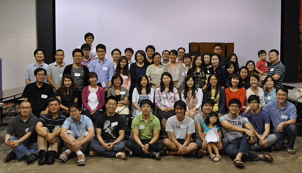 KBS Gansa/Coordi Retreat 2012