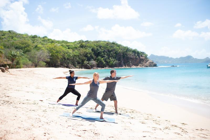 Wellness Ashore