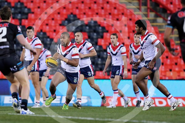 NYC. SYDNEY ROOSTERS V PENRITH PANTHERS. RD 21. 2 AUGUST 2013