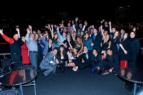 Coronado Distribution, Holiday Dinner Cruise (2014)