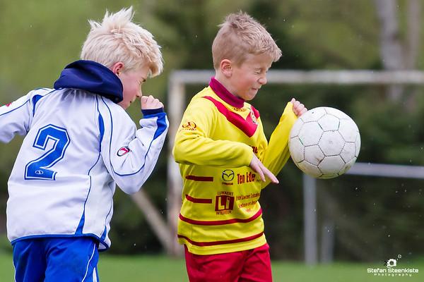 16/04/2016: KFC Edeboys A - FC Destelbergen B