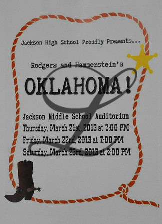 Oklahoma JHS 2013 Camera#1