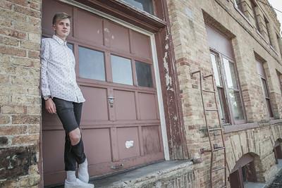 Zach Heinbigner Class of 2020