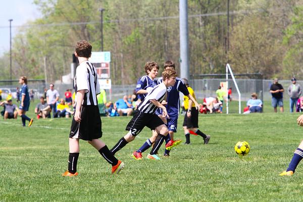 2014 KV Eagles vs Clinch River
