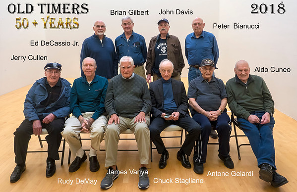 Old Timers 2018