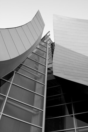 Walt Disney Concert Hall, Abstracts