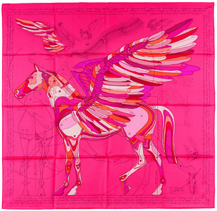 Pegase d HErmes - Fuschia violet Rouge - NWCTS - Ref 1212062112
