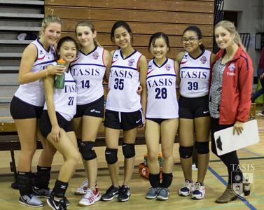 JV Girls Volleyball vs. International School of Como