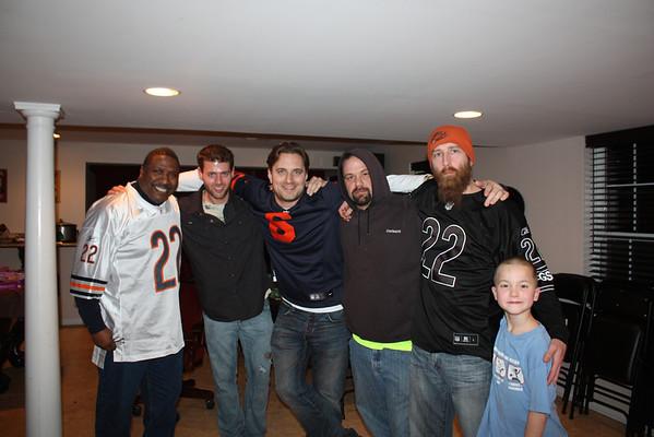 20130203 NFL Super Bowl XLVII football Party