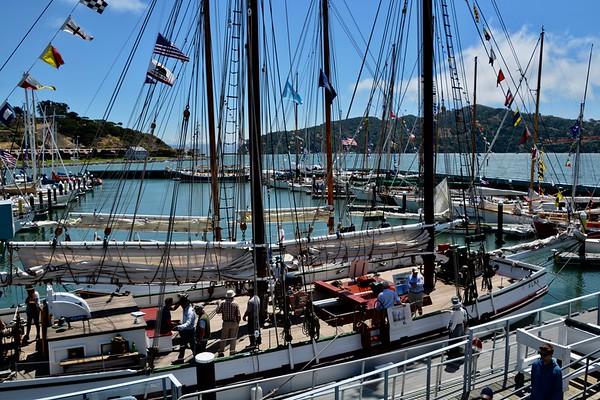 CYC Wooden Boat Show, Sun. 6/24/18