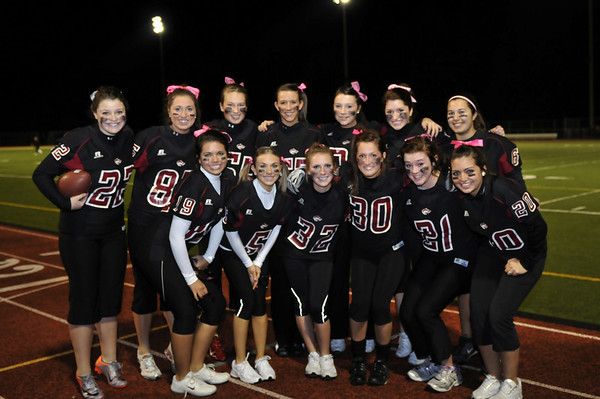 11-10-10 POWDER PUFF FOOTBALL