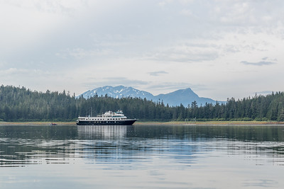 Alaskan summer cruise