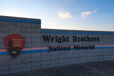 Wright Brothers National Memorial - NC - 111718