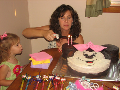 Belle's Birthday 2007