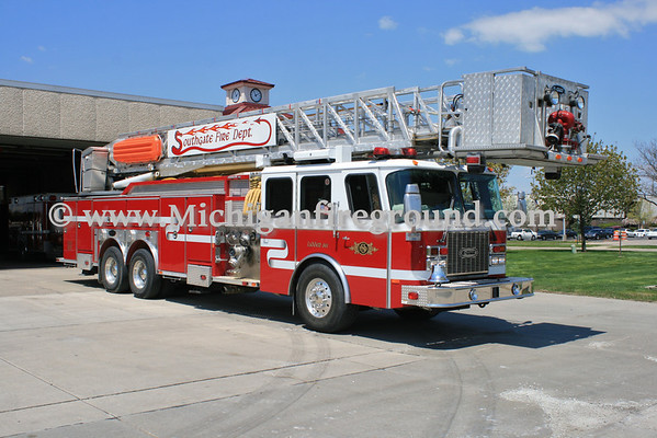 Southgate, Michigan Fire Department