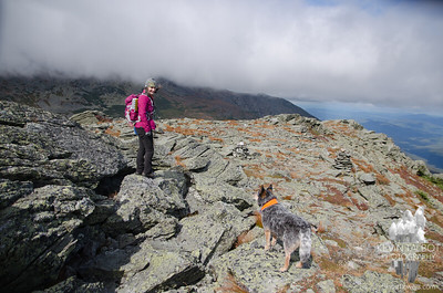 Mount Washington Auto Road & Hike to Boott Spur 9-16-19