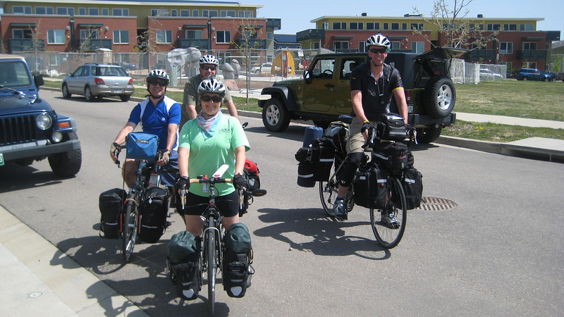 2008 Boulder to St Louis