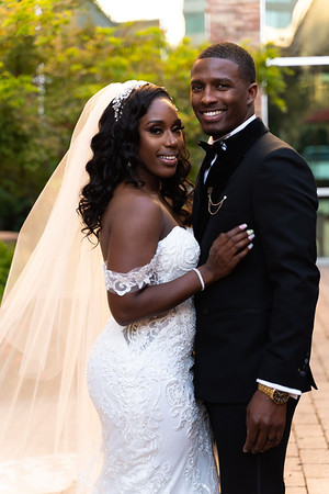 MeKalya & George's  Wedding :: Embassy Suites :: AO&JO Photography & Videography (Raleigh Wedding Photographer)