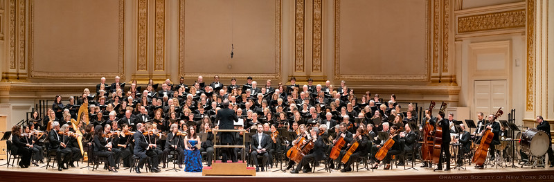 Oratorio Society of New York Group Image