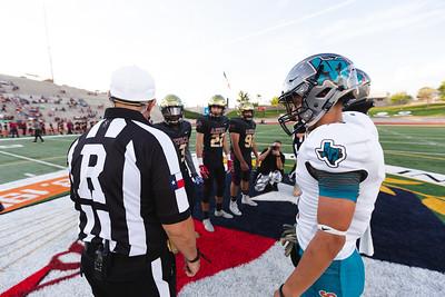 El Dorado vs Pebble Hills Football