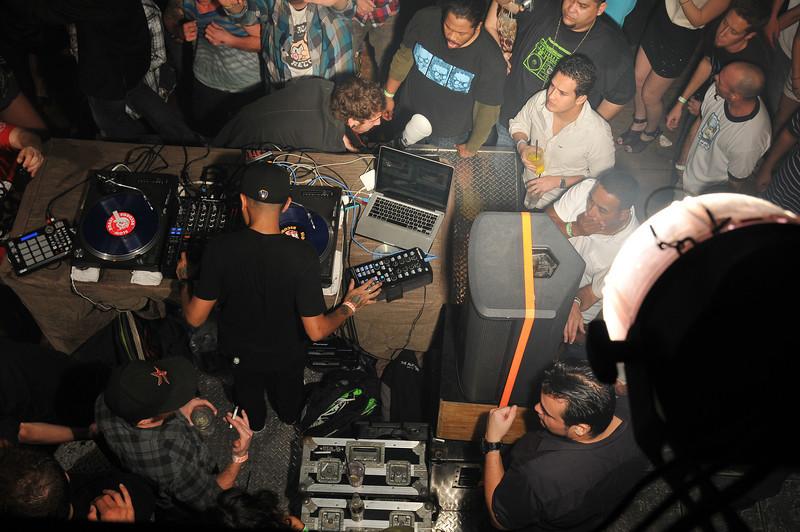 DJ Craze / Roxy Orlando