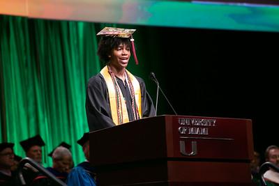 Undergraduate Ceremony - 1:00PM - May 10, 2019
