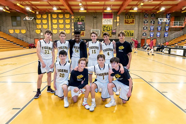 SLOHS Boys Freshman Basketball