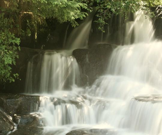 Alsea Falls,  Central Oregon