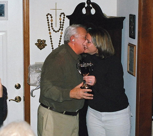 December 2005 - Mr. Z 70th Birthday
