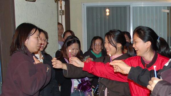 Phoebe's Bday 2006.01.06